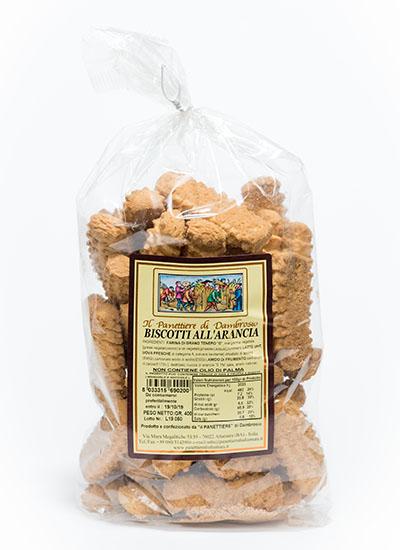 biscotti all arancia interno