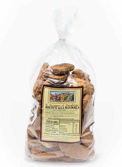 biscotti alla mandorla interno