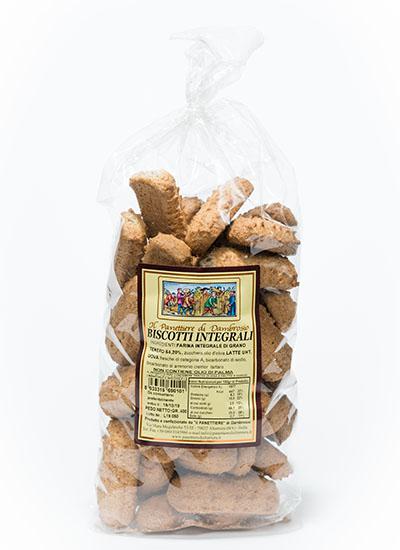 biscotti integrali interno