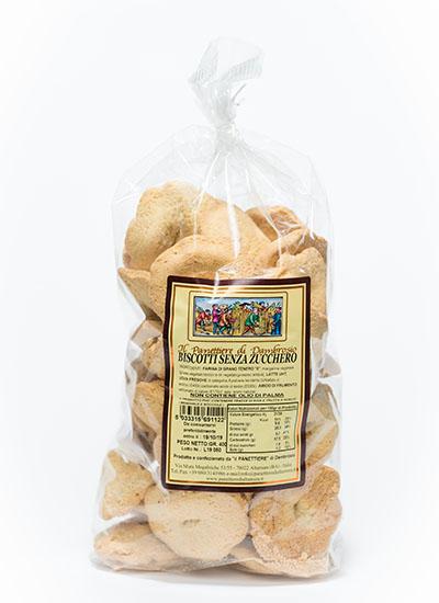 biscotti senza zucchero interno